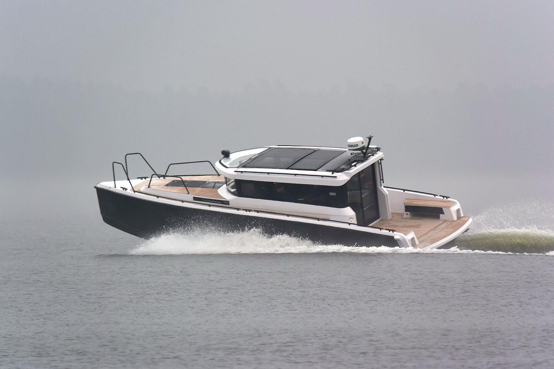 XO 360, la vedette venue du  nord