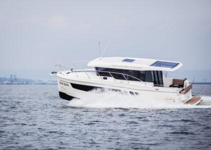 Delphia 1150 Voyage, trawler nouvelle génération