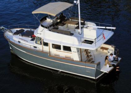 4 trawlers de 10 mètres pour naviguer partout